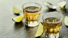 Tequila is a common villain in horror stories about drinking.