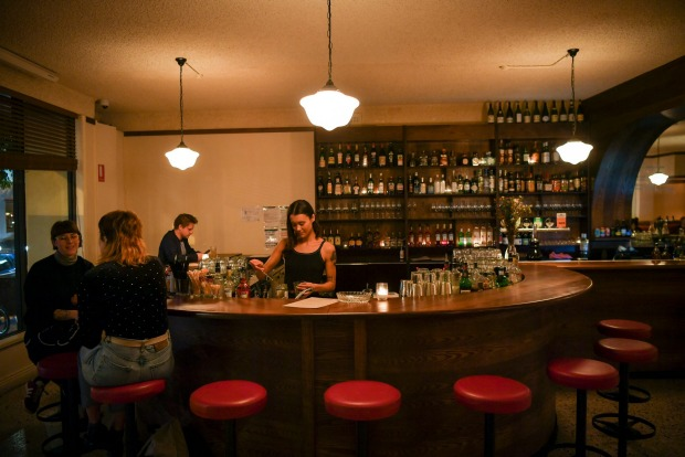 Brunswick's late-night Bar Romantica has been reimagined.