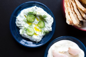 There's a good reason yiayia made tzatziki by hand.