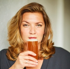 British beer expert Melissa Cole.