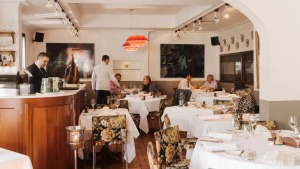 Italian institution: A long lunch or dinner at Buon Ricordo is what life is all about.