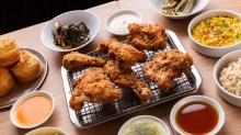 It's baaack ... Hartsyard's fried chicken reborn at Wish Bone.