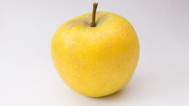 The Yello apple.