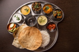 Must-try dish: North Indian thali, $14.90.