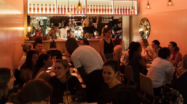 Ignore the weak puns – Mark and Vinny's in Surry Hills is a load of fun.