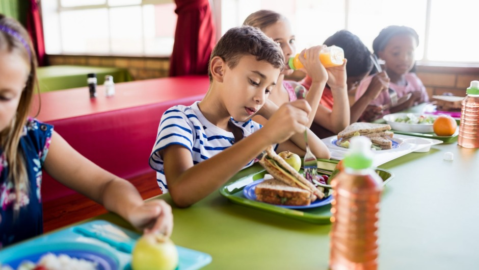 Teach children good manners when dealing with others with different diet choices.