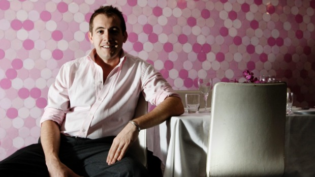 Evan Hansimikali is selling up his Double Bay restaurant Pink Salt.