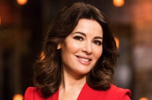 Nigella Lawson's speaking tours transcend the chop-and-chat format.