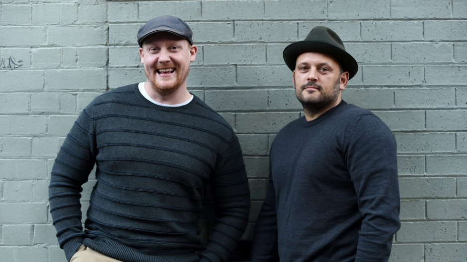 Warren Burns and James Bradey are the duo behind Bistecca, a new steak speciality restaurant in the Sydney CBD.
