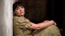 Singer-songwriter Sarah Blasko says it can be difficult to find a healthy meal while touring.