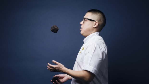 Truffles are among Dan Hong's favourite ingredients.