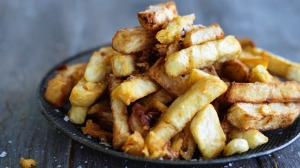 Who can resist a wholesome, crisp and golden home-made chip?
