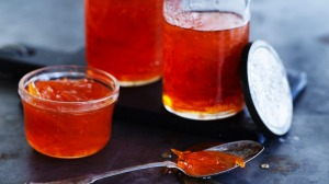 Dan Lepard's grapefruit and cardamom marmalade.