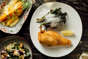 Milawa chicken kiev will make a farewell appearance at Pope Joan before it closes.