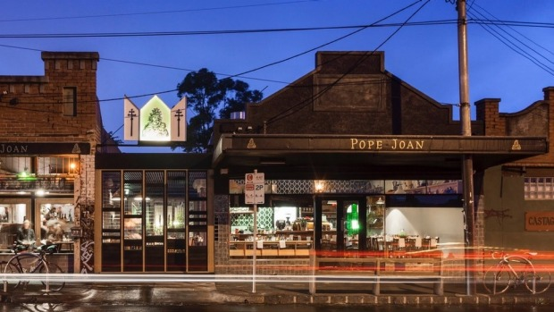 Brunswick East cafe Pope Joan is making way for a seven-storey development
