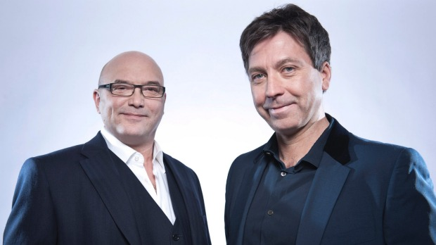 MasterChef UK judge Gregg Wallace (left, with fellow judge John Torode) sparked a diplomatic incident with his rendang ...
