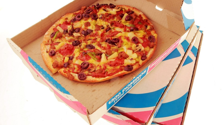 Domino's Pizza scored 3/100 on its commitments to address obesity.