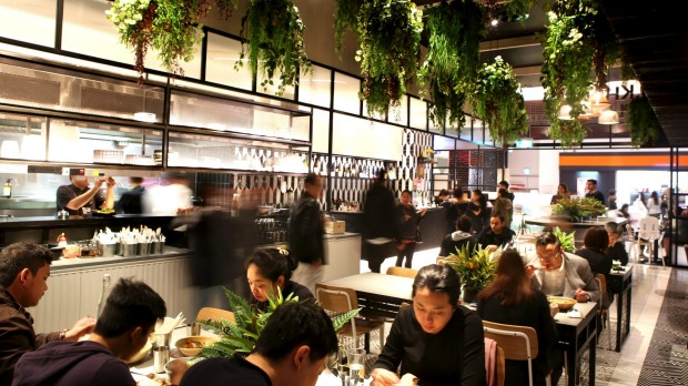 Khao Pla brings the heat to Macquarie Shopping Centre.
