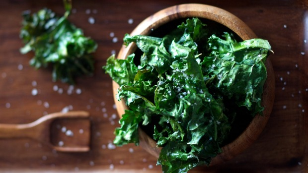 Leafy greens like kale are rich in antioxidants which can prevent, delay or repair some types of cell and tissue damage.