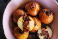 Swap baked apples for nashi pears.