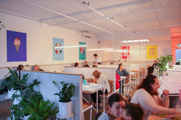 Good Times brings sunny Los Angeles vibes to a former milkbar in Bentleigh.