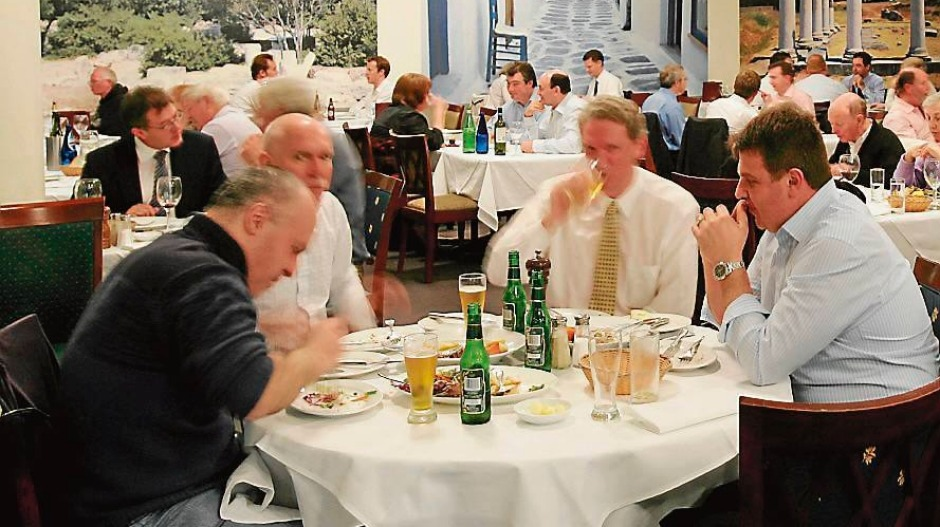 The Athenian Greek restaurant is being replaced with the Italian-leaning Seta Sydney.