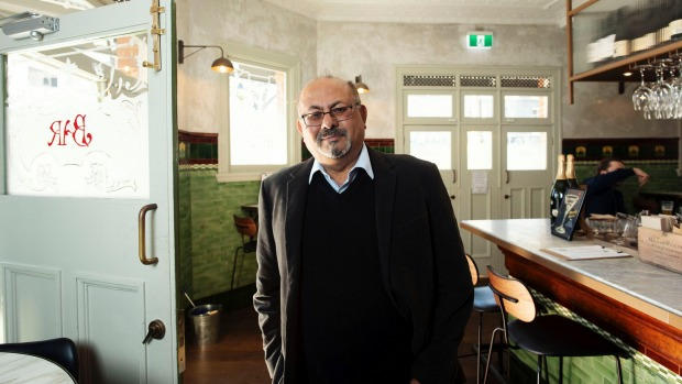 Pyrmont's Terminus Hotel co-owner Binu Katari bucked trends when he restored the building and revived it as a community pub.