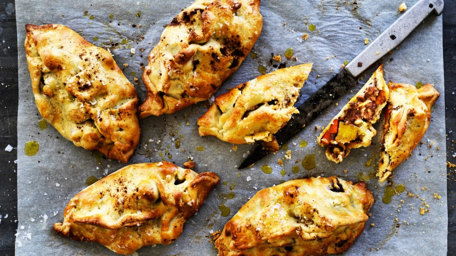 Baharat spices up a beef pastry recipe.