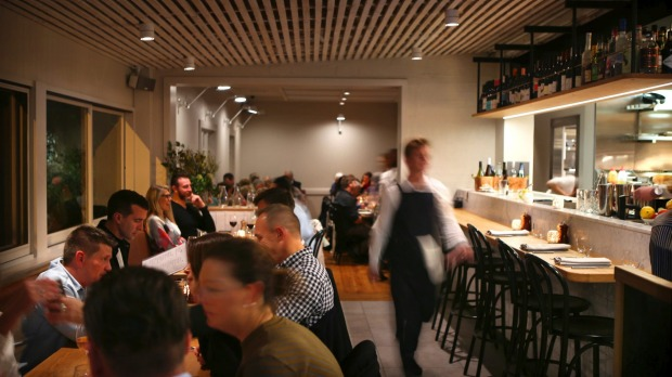 Boronia Kitchen is a bustling suburban restaurant.