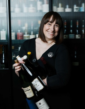 Leanne Altmann, of Melbourne's Andrew McConnell restaurant group.