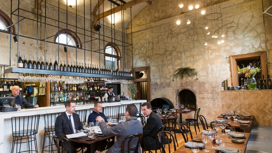 Ciao Cielo has moved into the stunning old former courthouse