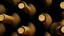 Even modestly priced red wines can improve with cellaring.