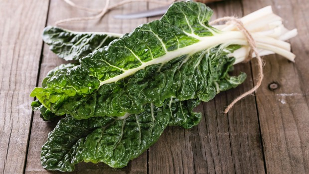 Silverbeet and Swiss chard are originally from the Mediterranean.