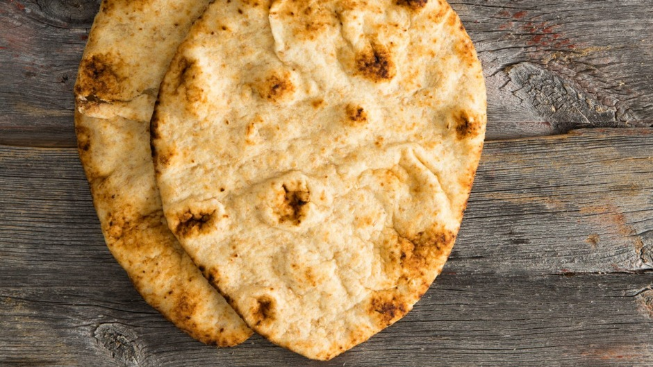 14,500 year old flatbreads were discovered in Jordan.