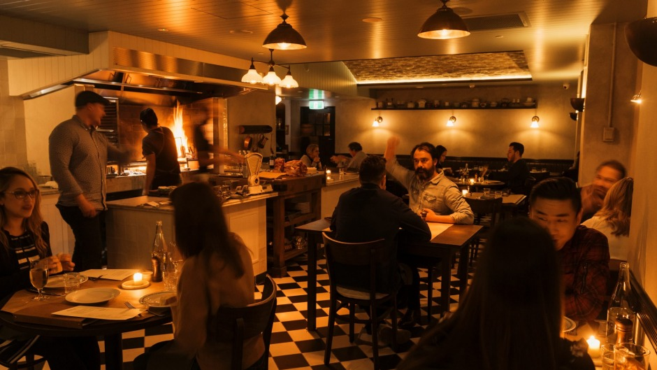 Bistecca – a lot of charm and a few surprises.
