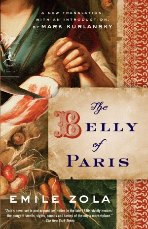 The Belly of Paris by Emile Zola.