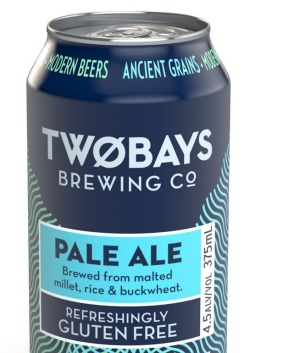 Two Bays Pale Ale.