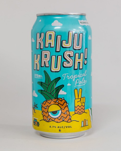 9. Kaiji Krush Tropical Pale Ale.