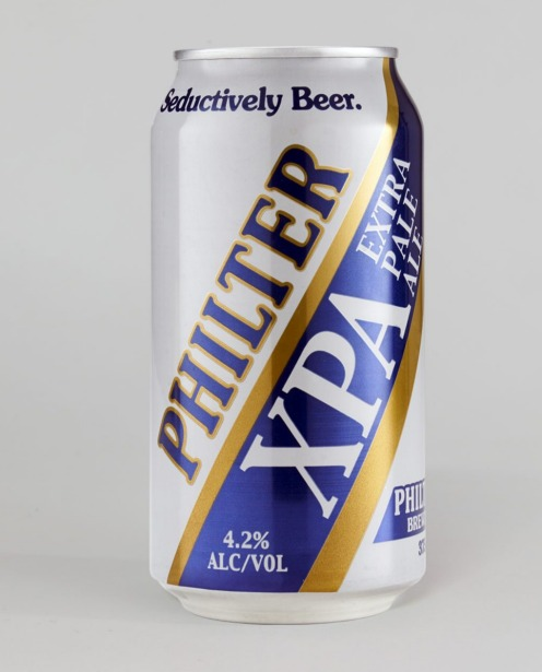 2. Philter Brewing XPA.