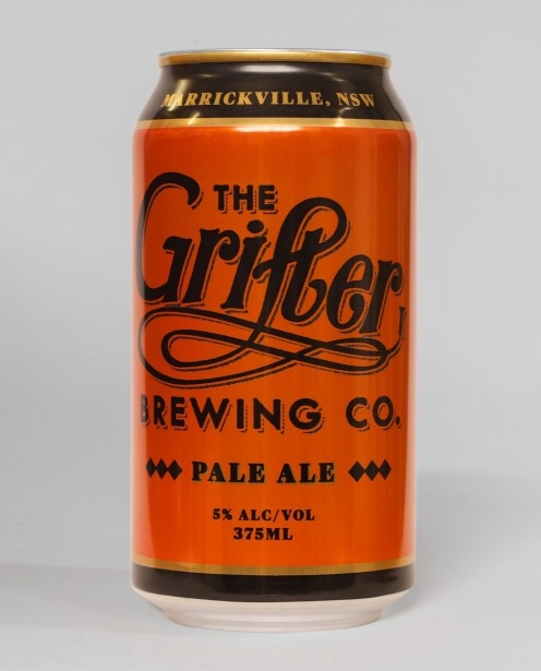 1. Grifter Brewing Co. Pale Ale.