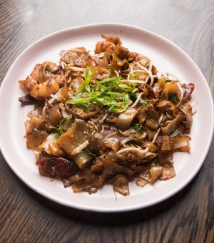 Excellent: Char kwai teow.