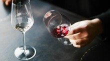 Gone sour: Master Sommelier candidates spend thousands of dollars on wine in training for their exams.