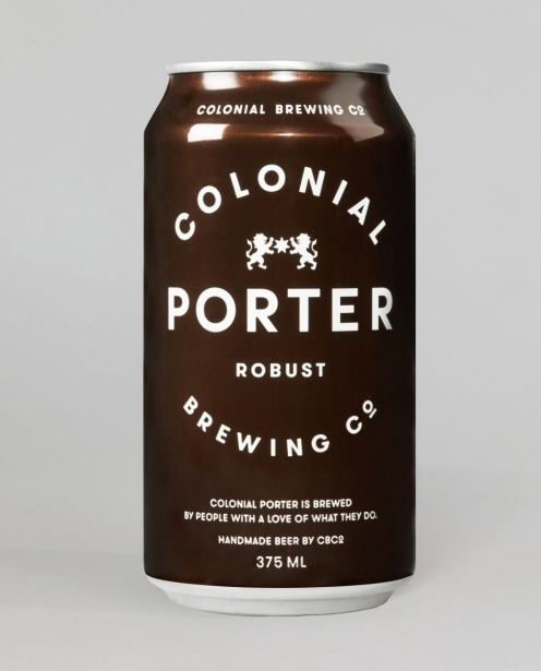 5. Colonial Brewing Co. Robust Porter.