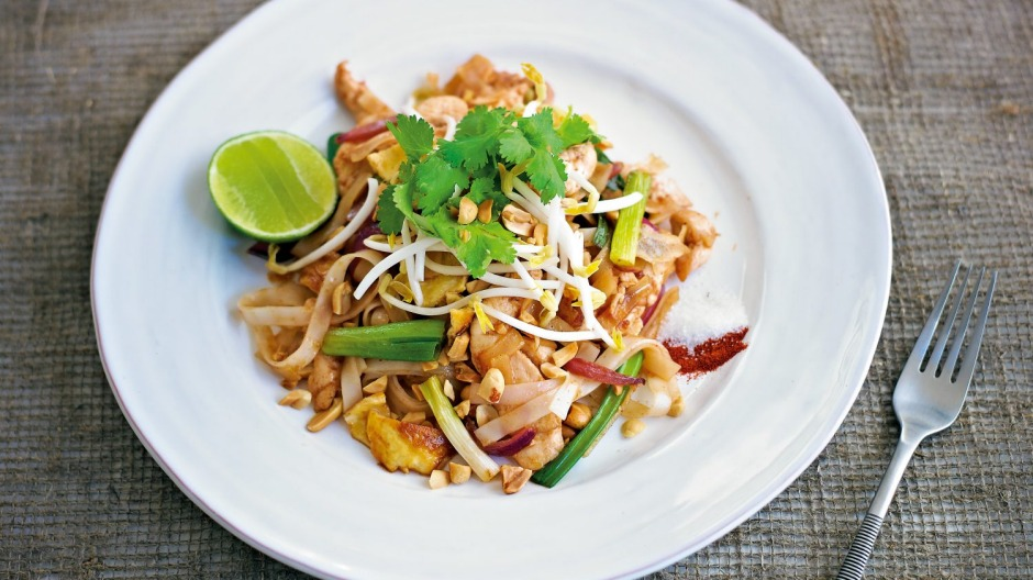 Red Onion Thai Food