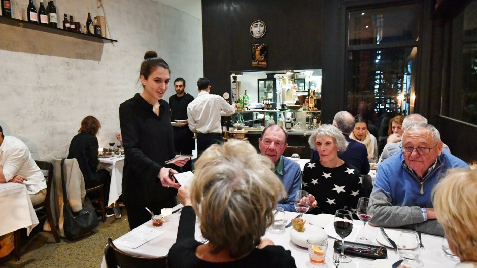 New owners have added their own touches to Rina's in Armadale.