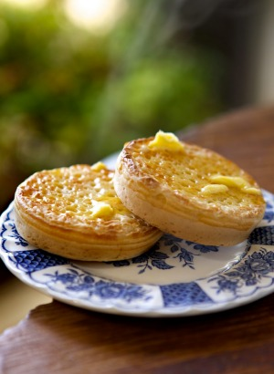 Crumpets by Dr Marty.