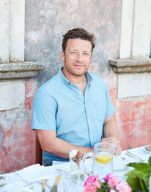 Jamie Oliver toured Italy for two years for his latest book and TV series.