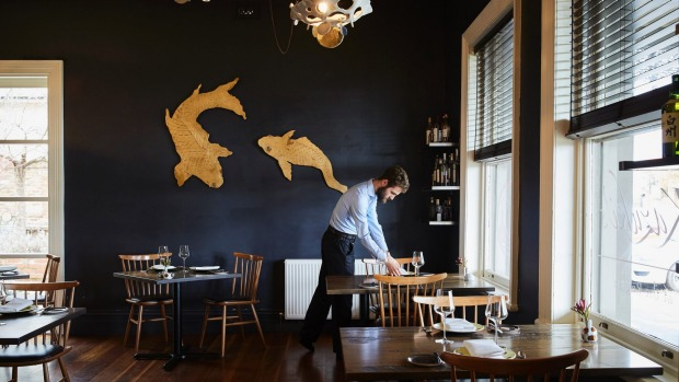 Sakana offers a more accessible take on Japanese dining in Daylesford.