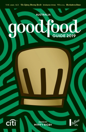 The Good Food Guide is in its second year as a national book, with hats awarded across Australia.