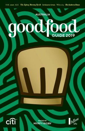 The Good Food Guide 2019.